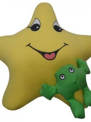 estrella con rana-2